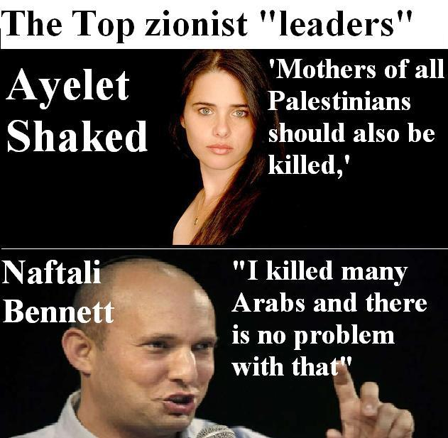 Zionist leaders