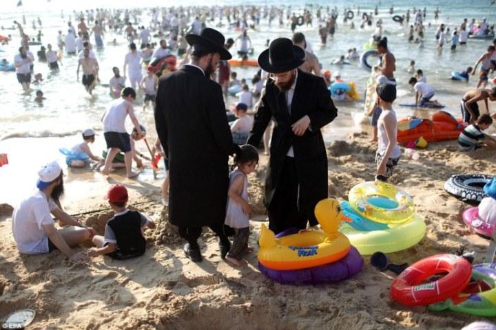 jews beach