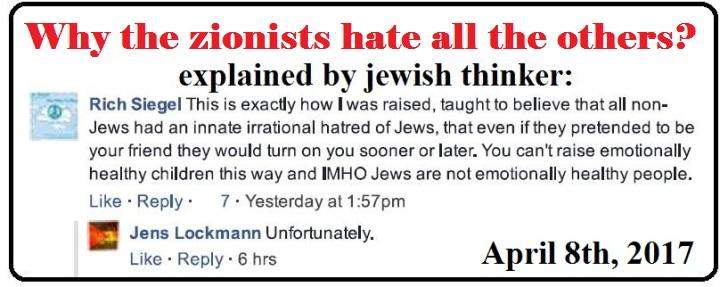 israeli hate